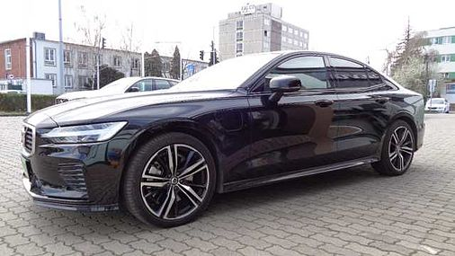 Volvo S60 III T8 TWIN ENGINE AWD AUT R-DESIGN