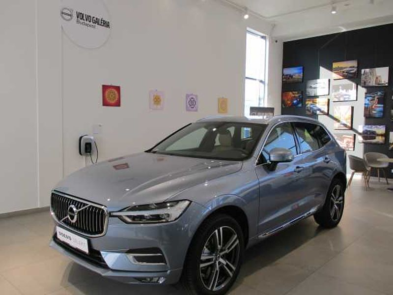 Volvo XC60 II D4 AWD AUT INSCRIPTION