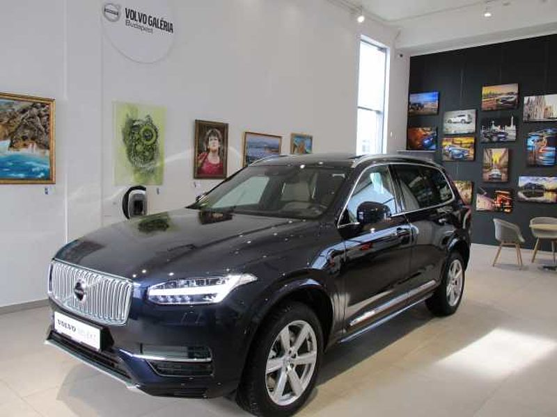 Volvo XC90 II T8 TWIN ENGINE AWD AUT INSCRIPTION 7 ÜLÉSES 390LE