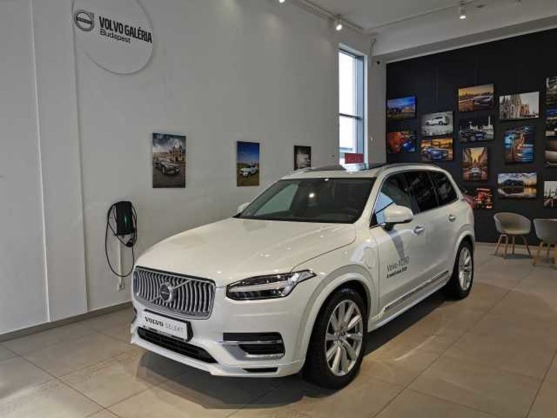 Volvo XC90 II T8 TWIN ENGINE AWD AUT INSCRIPTION 7 ÜLÉSES