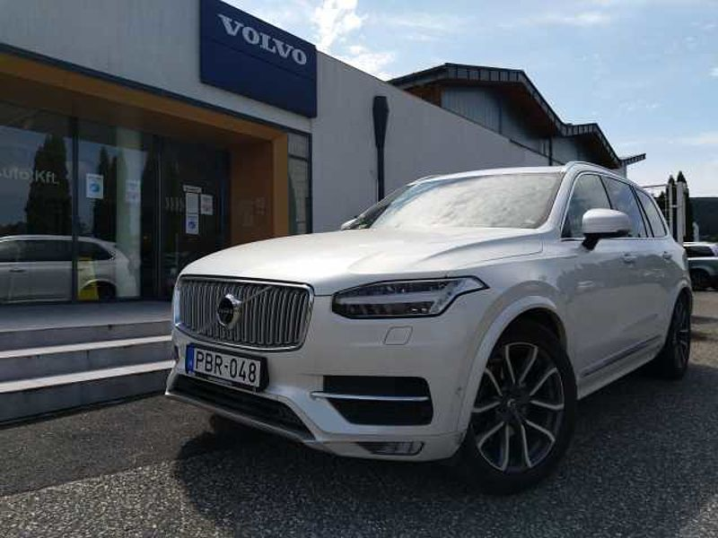 Volvo XC90 II D5 (165KW/225PS) Inscription (7-Sitzer) aut. (AWD)
